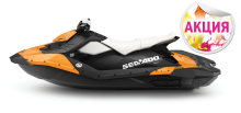 Гидроцикл BRP Sea-Doo SPARK 2-UP 900 ACE